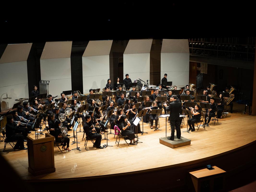 University of Hawai'i Fall Concert Band